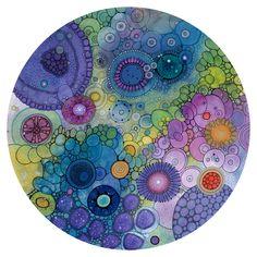 Making circles since 2005 por DoodlePaintings en Etsy Thing 1, Large Prints, All Print, Giclee Print, Digital Prints, Etsy Seller, Original Paintings, Doodles, Fine Art