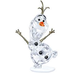 online shopping for SWAROVSKI 5135880 Olaf Disney Collectible Figurine from top store. See new offer for SWAROVSKI 5135880 Olaf Disney Collectible Figurine Disney Figurines, Glass Figurines, Collectible Figurines, Frozen Film, Olaf Frozen, Disney Frozen, Swarovski Crystal Figurines, Swarovski Jewelry, Swarovski Crystals
