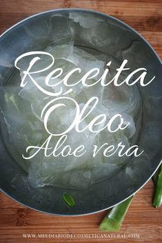 Óleo de Aloe Vera Aloe Vera, Beauty Secrets, Diy Beauty, Homemade Lip Balm, Perfume, Green Life, Natural Cosmetics, Bath Salts, Natural Medicine