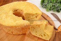 Para mudar o visual do nosso querido pãozinho de queijo que tal preparar ele direto na forma?! É bem mais prático e você pode servir toda família. Confira essa receita! Leia mais...