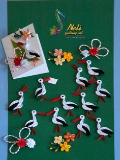 Neli Quilling Art: Spring is coming. Quilling Dolls, Quilling Work, Neli Quilling, Quilling Craft, Quilling Flowers, Quilling Patterns, Quilling Designs, Paper Quilling, Paper Flowers