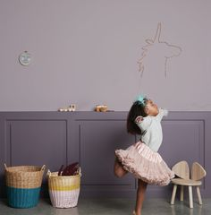 ART DIRECTION + STYLING - JOTUN KIDS COLLECTION - Live Loud Girl