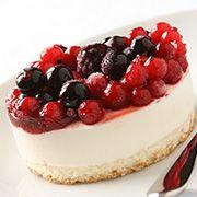 Cheesecake diverso