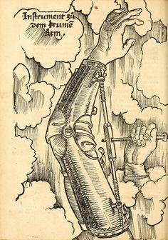Artist: Hans Wechtlin, Title: Feldbuch der Wundartzney, Page: 98, Date: 1528