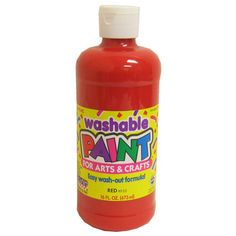 Option for red washable paint, 3s-5s, September Week 4