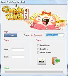 Candy Crush Saga Cheats + Hack Tool