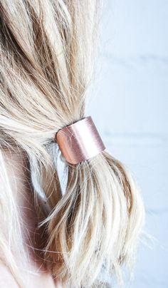 Caravan Pacific Copper / Brass Hair Tie – Spartan