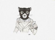 selfie mr.Fox