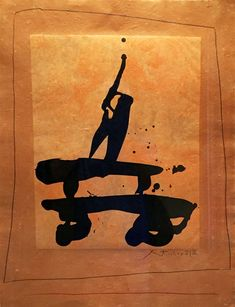 Untitled by Robert Motherwell                                                                                                                                                                                 More