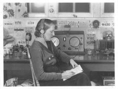 YL 33: The First Female Ham Radio Operators , and their Awesome Legacy. Oh hey it's my article :)