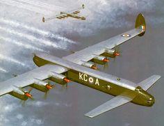 """Vickers Type """"C"""", long-range, heavy bomber concept. . ."""