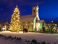 'Tis the season to plan a Christmas family vacation. Discover the most festive cities to spend the Christmas holiday.