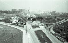 Prvy nadjazd v Bratislave- Ružinovská - 1965