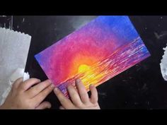 Basic intro to chalk pastels. How to apply to paper, blend, and clean up chalk pastels. Chalk Pastel Art, Soft Pastel Art, Chalk Pastels, Soft Pastels, Pastel Artwork, Pastel Paintings, Oil Pastel Drawings, Chalk Drawings, Art Drawings