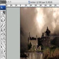 How to Create a Fantasy Landscape Photo Manipulation – Screencast | Psdtuts+