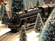 Holiday Toy Trains and Holiday Magic! On view through January 17, 2016. Behringer-Crawford Museum (BCM), Covington, Kentucky BCmuseum.org  Behringer-Crawford Museum's 24th annual Holiday Toy Trains are now on display with three other magical exhibits to delight children – and adults – of all ages. Photo: One of BCM's vintage engines makes its way through a miniature, snow-covered forest.