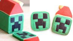 Make Minecraft Creeper cookies this Christmas and make everyone happy! 마인크래프트 크리퍼 쿠키를 만드세요. ♦ 구독하기(Subscribe) http://bit.ly/eugeniekitchen ♦ 맛보고 싶으면 '좋아요' 꾸욱...