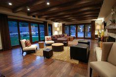 Family/Living Room #interiordesign #livingroom #familyroom #modern #contemporary www.designdesignmagazine.com www.interiordesignauthority.com Outdoor Furniture Sets, Outdoor Decor, Modern Contemporary, Design Projects, Family Room, Living Room, Interior Design, Home Decor, Nest Design
