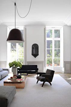 Appartement à Paris, décorateur Joseph Dirand