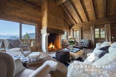 Luxus Chalet Tina Verbier - Hüttenurlaub in 4 Vallées - Verbier mieten - Alpen Chalets & Resorts