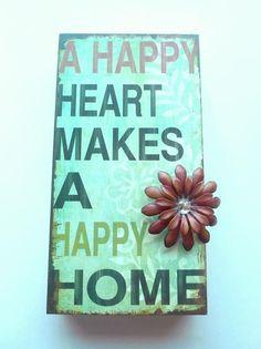 Sentiment Sign - EDEN Home & Gift Bou... | Scott's Marketplace