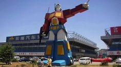 Los monumentos más surrealistas de China