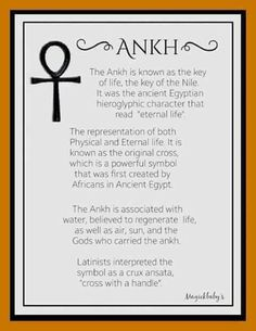 Ancient Egyptians would bury the dead with an ankh and live scorpions to help them with transmutation in the afterlife 😍 Egyptian Mythology, Egyptian Symbols, Ancient Symbols, Ancient Egypt, Mayan Symbols, Viking Symbols, Viking Runes, Simbols Tattoo, Sanskrit Tattoo