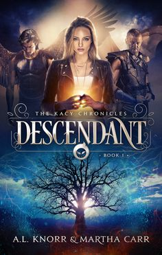 Descendant: The Kacy Chronicles, Book 1. A Prophesies of Oriceran story.