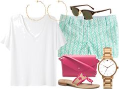 """Untitled #140"" by the-ginger-prep ❤ liked on Polyvore"