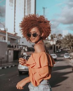 Curly Hair Styles, Long Curly Hair, Curly Girl, Natural Hair Styles, Cabelo Natural 3c, Dyed Natural Hair, Dyed Hair, Natural Afro Hairstyles, Short Bob Hairstyles