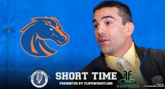 Mike Mendoza excited to lead Boise State, knows he's got work to do – ST263