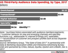 US companies will invest more than $20 billion on third-party audience data and solutions this year to support their marketing efforts. Here's where that money's going.