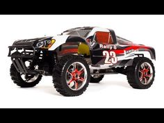 New Exceed Rc 1/8th Scale Rally 8 Nitro Gas Car