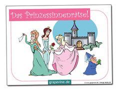 Wer möchte gern in die Rollen von Prinz und #Prinzessin schlüpfen und ein spannendes Abenteuer erleben? Bei dieser #schnitzeljagd für Kinder muss die Prinzessin aus dem Turmzimmer befreit werden. Im Angesicht verschiedener Fantasiegestalten bekommen die Kinder Hinweise, wie die Tür zu öffnen ist. Für 16,90Eu erhält man eine komplette #Schatzsuche. Die Produktbeschreibung gibt es auf: http://grapevine.de/pdf/schatzsuche-das-prinzessinnenr%C3%A4tsel-4-6-jahre