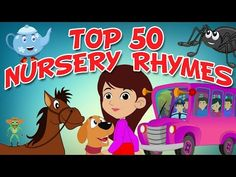 Collection of top 50 rhymes with awesome animation n cute music. Old MacDonald Had A Farm Froggy went a courtin Five little monkeys Ants Go Marching I've Bee. Preschool Action Songs, Music Activities, Preschool Lessons, Toddler Activities, Songs For Toddlers, Kids Songs, Clean Up Song, Nursery Rhymes Poems, Kids Singing