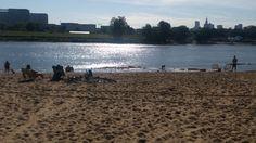 Nasze polskie morze. Plaża Saska.