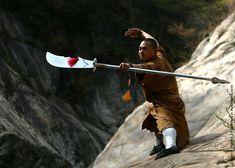 Many-sided China. Warrior Monks Of Shaolin Temple
