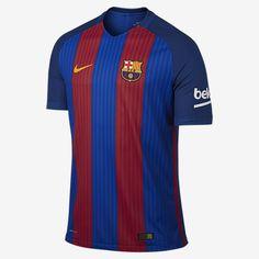 2016/17 FC Barcelona Vapor Match Home Men's Soccer Jersey