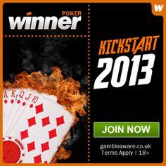 Online poker promotion - Get £10 free no deposit required.
