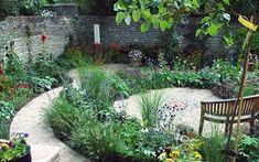 circular garden design   garden designer jano williams tells us about the garden design