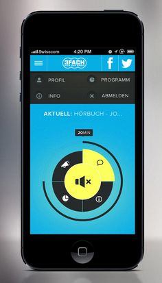 Mobile UI Design: 60 Outstanding Examples for Inspiration-17