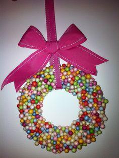 Wreath #11 Wreaths, Christmas, Handmade, Jewelry, Xmas, Hand Made, Jewlery, Door Wreaths, Jewerly