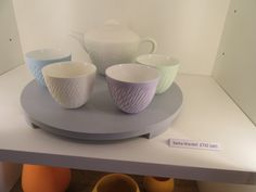 Sasha Wardell Ceramic Shop, Contemporary Ceramics, London, Tableware, Crafts, Organization, Ceramic Store, Dinnerware, Manualidades