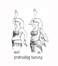 Large Tummy