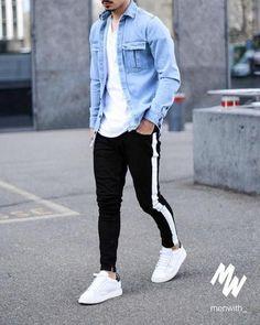Wrangler Mens Relaxed Fit Jeans with Flex - Men Jeans - Ideas of Men Jeans - Black Skinny Jeans For Men Denim Stretch Slim Fit Jeans Brand Biker St mysho Men Jeans Ideas of Men Jeans Black Skinny Jeans For Men Denim Stretch Slim Fit Jeans Brand Biker St Stylish Mens Outfits, Casual Outfits, Men Casual, Outfits For Men, Clothes For Men, Trendy Mens Fashion, Teen Boy Fashion, Smart Casual, Casual Wear