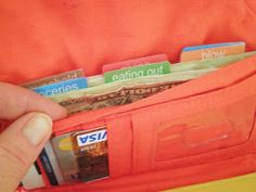 youmakeitsimple: How To Organize Your Cash Envelope System