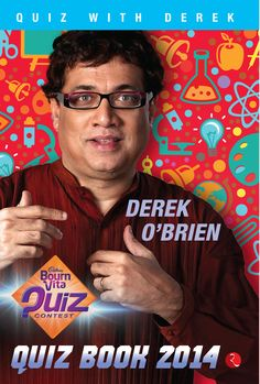 Bournvita Quiz Contest Quiz Book 2014 is a collection of general knowledge questions asked by Derek O'Brien. Efforts have been made to make the book all encompassing and nearly all the topics are covered in it. This book comes in handy for students who want to appear for this quiz show, as it gives an idea of what areas are covered in the quiz contest.