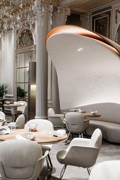 Plaza Athénée Restaurant in Paris – Fubiz Media