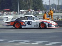 "1978 Porsche 935/78 ""Moby Dick"" @ Nuremburg #porsche #motorsport"