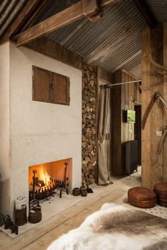Firefly's rustic cabins in Cornwall ticks all the boxes for a rustic getaway